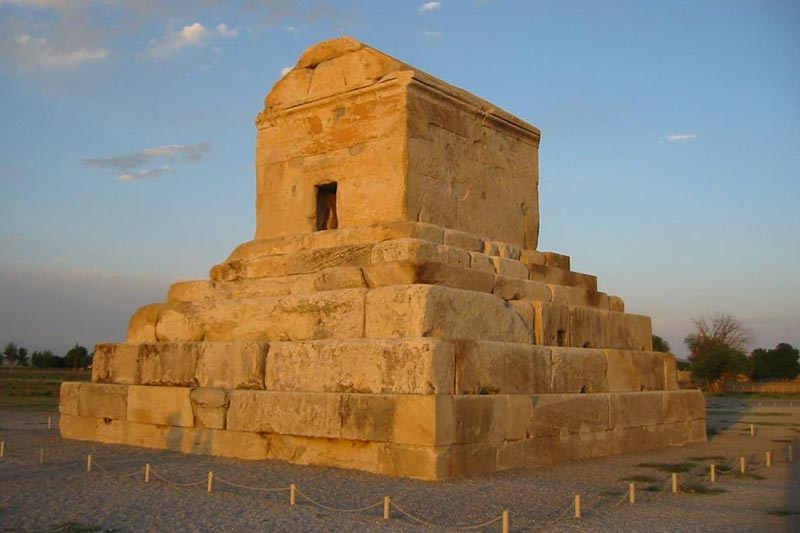 Tomb of Cyrus the Great